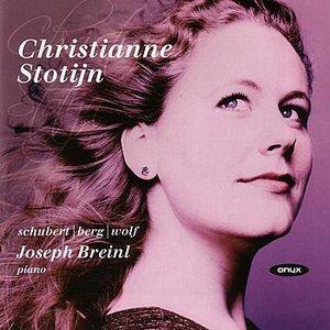 Image pour 'Christianne Stotijn - Schubert / Berg / Wolf Lieder'