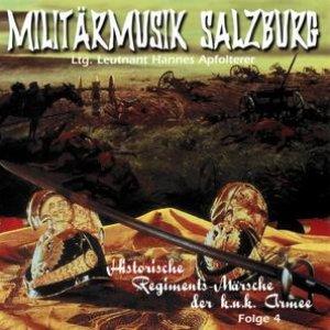 Image for 'Historische Regiments-Märsche der k.u.k. Armee - Folge 4'