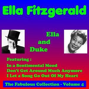 Immagine per 'The Fabulous Collection Ella and Duke, Vol. 4'