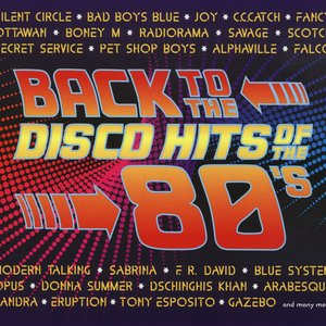 Immagine per 'Back to the Disco Hits of the 80's'