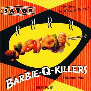 Image for 'Barbie-Q-Killers, Volume 1'