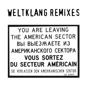 Image for 'Weltklang Remixes'