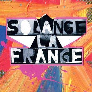 Image for 'Solange la frange'