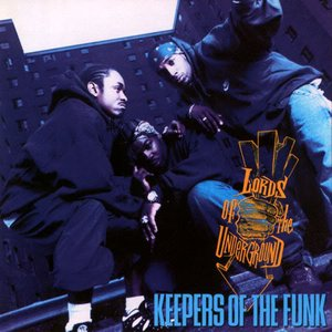 Immagine per 'Keepers of the Funk'