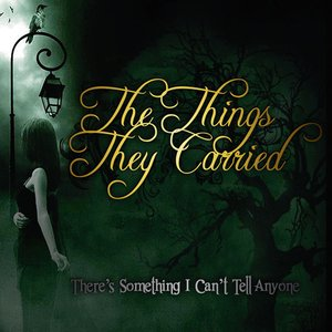 Image for 'There's Something I Can't Tell Anyone'