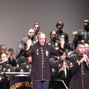Image for 'US Army Field Band'