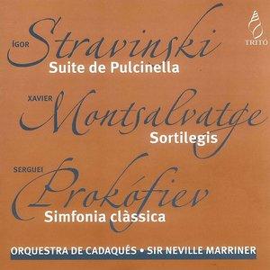 Image for 'Stravinski, Montsalvatge, Prokofiev'