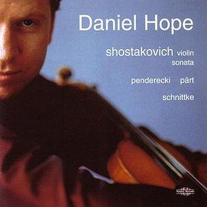 Image for 'Shostakovich: Violin Sonata / Penderecki / Pärt / Schnittke'