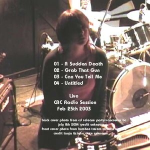 Image for 'CBC Radio Session 02/25/2003'