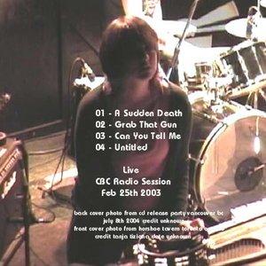 Immagine per 'CBC Radio Session 02/25/2003'