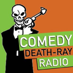 Image for 'Comedy Death-Ray Radio'