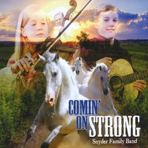 Image for 'Comin' On Strong'