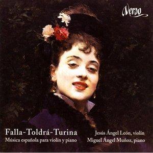 Image for 'Musica Espanola Para Violin Y Piano'