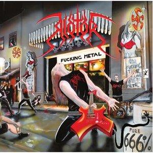 Image for 'Fucking Metal'