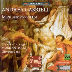 Image for 'Gabrieli, A.: Missa Apostolorum'