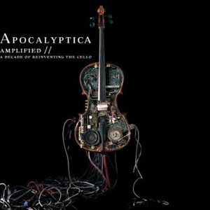 Bild för 'Amplified: a Decade of Reinventing the Cello'