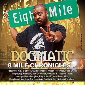 Image for '8mile Chronicles 2'