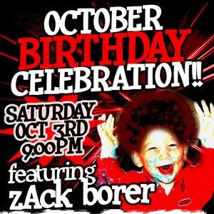 Image for 'October Birthday Celebration Live @ DROM, NYC, 10/3/09'