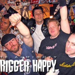Image for 'The Almighty Trigger Happy'