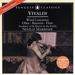 Image for 'Vivaldi: Flute, Oboe & Bassoon Concertos'