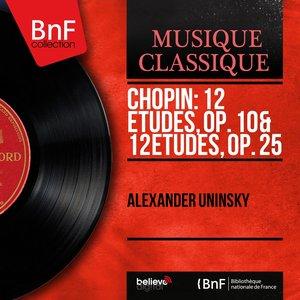Imagem de 'Chopin: 12 Études, Op. 10 & 12 Études, Op. 25 (Mono Version)'