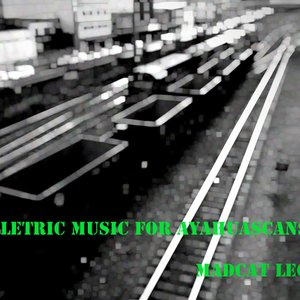 Image for 'ELETRIC MUSIC FOR AYAHUASCANS'