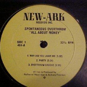 Image for 'Spontaneous Overthrow'