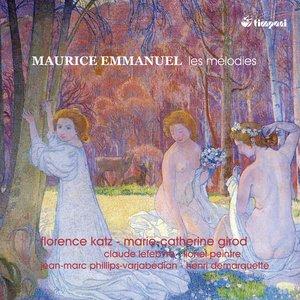 Image for 'Emmanuel: Les Mélodies'