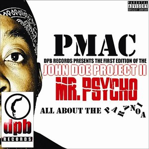 Image for 'The John Doe Project II - Mr. Psycho'