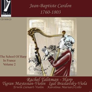 Image for 'The School of Harp in France, Vol. 2'