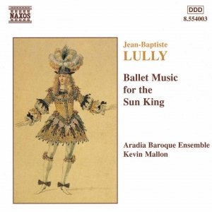 Image for 'LULLY: Ballet Music for the Sun King'
