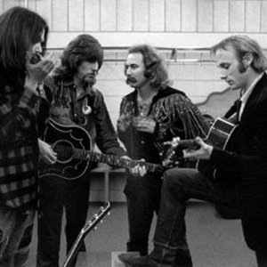 Immagine per 'Crosby, Stills, Nash & Young'