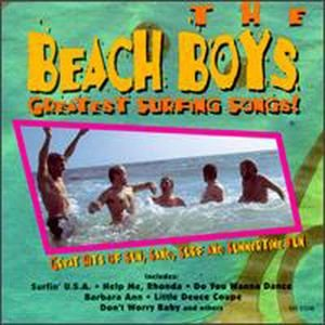 Image for 'Greatest Surfing Songs (USA Only)'
