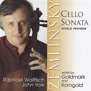 Image for 'Zemlinsky, Cello Sonata (world première)'