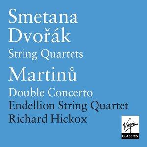 Image for 'Dvorak/Smetana/Martinu - String Works'