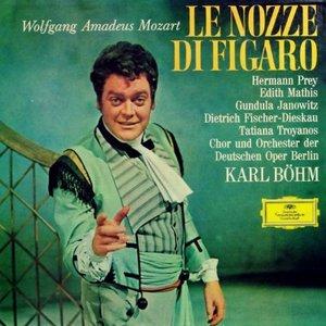 Immagine per 'Mozart: Le nozze di Figaro'