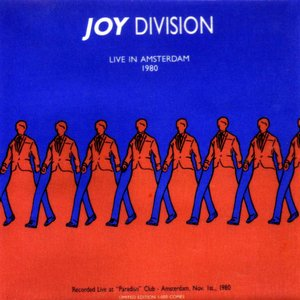 Image for 'Live in Amsterdam 1980'