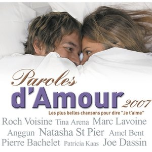 Image for 'Paroles D'Amour 2007'