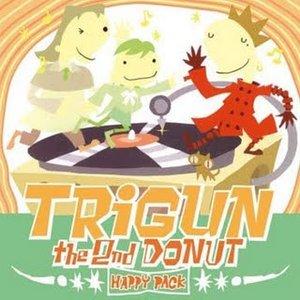 """Trigun: The 2nd Donut Happy Pack""的封面"