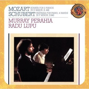 Image for 'Murray Perahia, Radu Lupu'