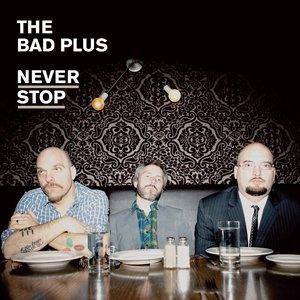 """""""Never Stop""""的封面"""