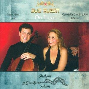 Image for 'Cello and Piano Recital: Duo Rubin - Chopin, F. / Paganini, N. / Ben-Haim, P. / Offenbach, J. / Falla, M. / Hemsi, A. / Piazzolla, A. / Monti, V.'