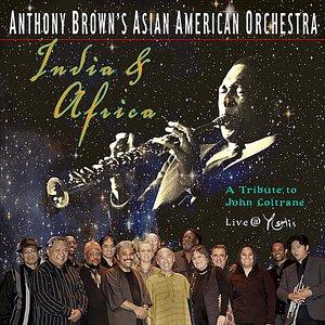 Bild für 'India & Africa: A Tribute to John Coltrane'