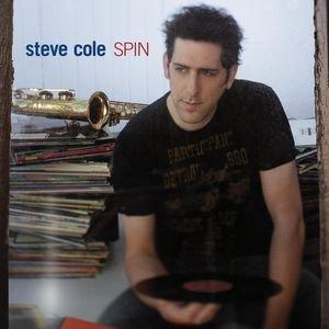 """Spin""的封面"