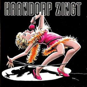 Image for 'Kaandorp zingt'