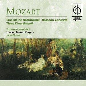 Immagine per 'Mozart Eine Kleine Nachtmusik, Bassoon Concerto, Three Diver'