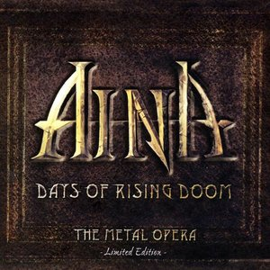 Immagine per 'Days of Rising Doom: The Metal Opera'