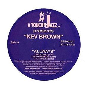 Bild für 'Allways b/w Can't Stay Away/Allways (remix)'