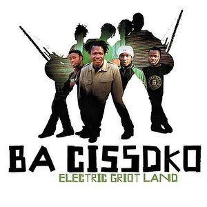 Image for 'Ba Cissoko With Tiken Jah Fakoly'