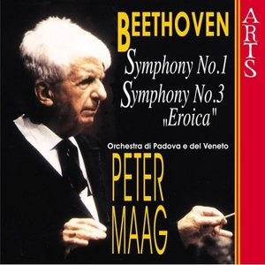 Image for 'Beethoven: Symphonies Nos. 1 & 3'